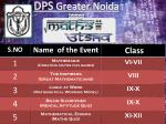 DPS Greater Noida Celebrates