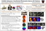 Visibility Subspaces: Uncalibrated Photometric Stereo with Shadows