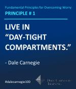 Fundamental Principles for Overcoming Worry