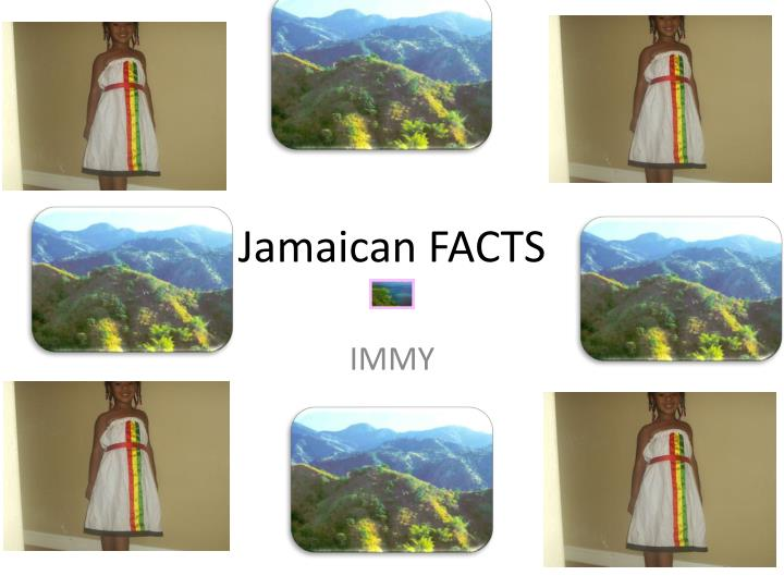 jamaican facts n.