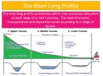 The River Long Profile