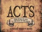 Acts 12: 1-6 King Herod Agrippa leads a new wave of persecution against
