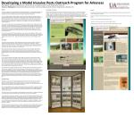 Developing a Model Invasive Pests Outreach Program for Arkansas