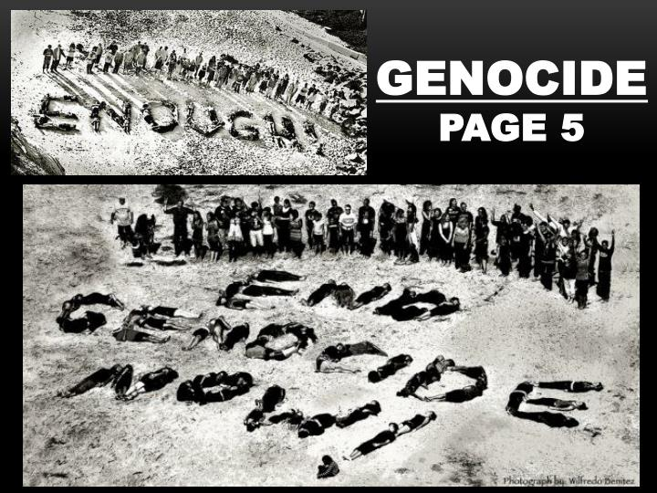 genocide page 5 n.