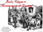 "Book 2, Chapter 8 : "" Monseigneur in the Country"""