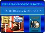 THE PHANTOM TOLLBOTH