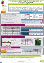 Dynamic power supply design for high-efficiency wireless transmitters using  GaN  FETs