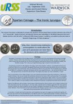 Spartan Coinage – The Ironic Lycurgus