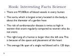 Hook: Interesting Facts Science