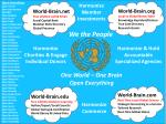 World-Brain.edu Free Lifetime Distance Learning Author/Expert/Local Councils
