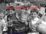 Child Soldiers in Bosnia