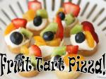 Fruit Tart Pizza!
