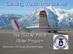 Getting Youth into the Air