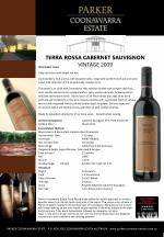 Winemaker notes: Deep red colour with bright red hue
