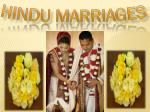 HINDU MARRIAGES
