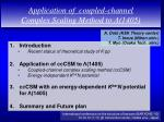 Application of coupled-channel Complex Scaling Method to Λ(1405)