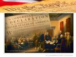 PURPOSES of a CONSTITUTION Serves as a nation's basic law Allocates power within government