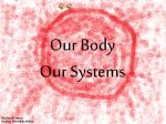 Our Body Our Systems