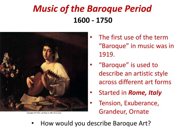 music of the baroque period n.