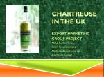 CHARTREUSE IN THE UK