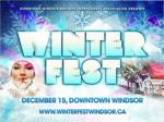 Overview Transformation of Downtown Windsor into a Winter Wonderland