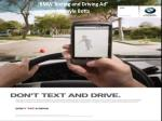 """"""" BMW Texting and Driving Ad""""  Makayle Botts"""