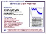 •	URL: .../publications/courses/ece_8423/lectures/current/lecture_04