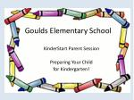 Goulds Elementary School