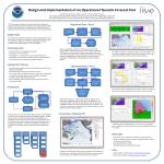 Design and Implementation of an Operational Tsunami Forecast Tool