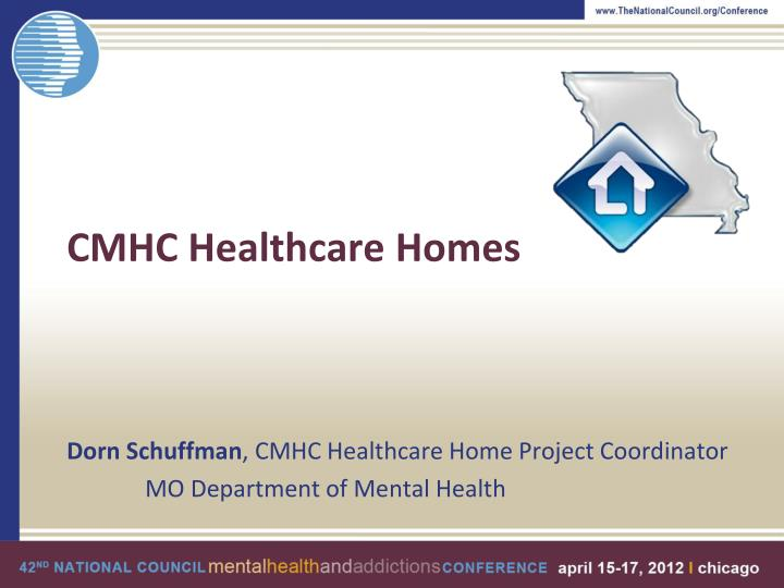 cmhc healthcare homes n.