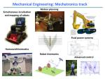 Mechanical Engineering: Mechatronics track