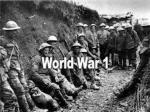 The Start Of WWI