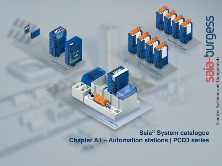 saia system catalogue chapter a1 automation stations pcd3 series n.
