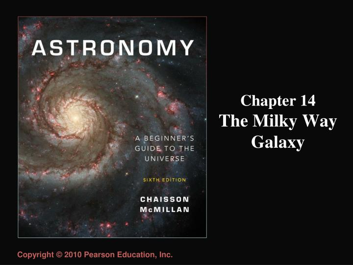 chapter 14 the milky way galaxy n.