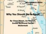 Why You Should Go To Egypt