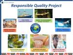 Responsible Quality Project