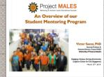 An Overview of our  Student Mentoring Program