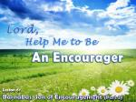 Barnabas, Son of Encouragement (Part 3)