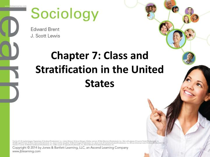 chapter 7 class and stratification in the united states n.