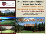 3 RD Annual Golf Challenge Flagstaff Ranch Golf Club Wednesday   07-30-2014   10:30am