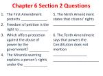 Chapter 6 Section 2 Questions