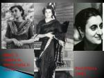 """Week 3: """" Indira  is India, India is  Indira """" Lecture 6"""