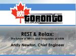 REST & Relax: The future of  Whois  and Templates at ARIN