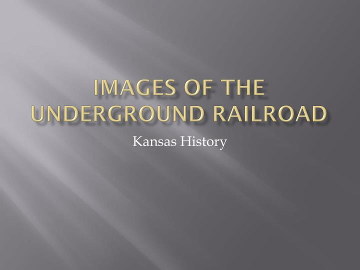 images of the underground railroad n.