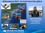 Gliderpalooza 2013:  So much more than gliders
