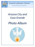 Arizona City and  Casa Grande