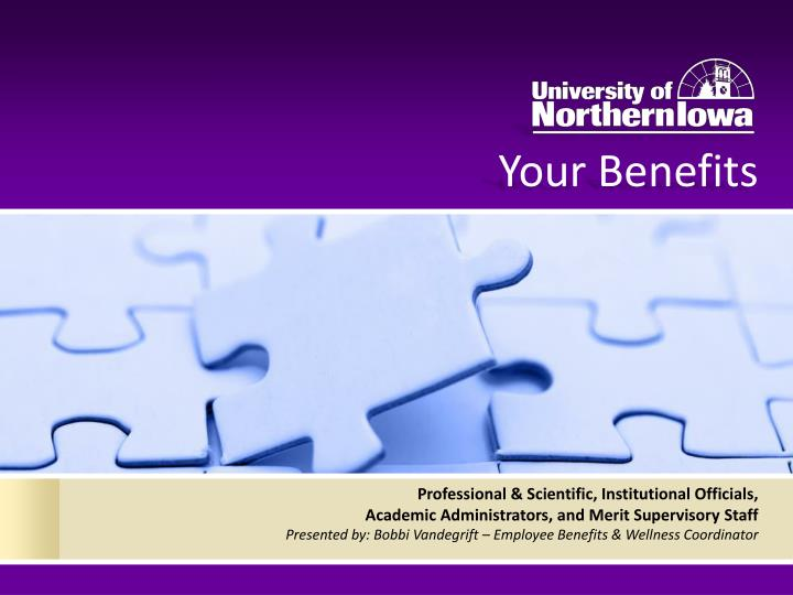 your benefits n.