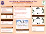 Data Stewardship:  Defining Attribute Release Policy Tying Data management to business strategy