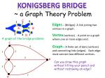 ~ a Graph Theory Problem