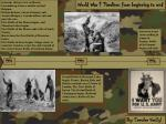 World War 1 Timeline: from beginning to end